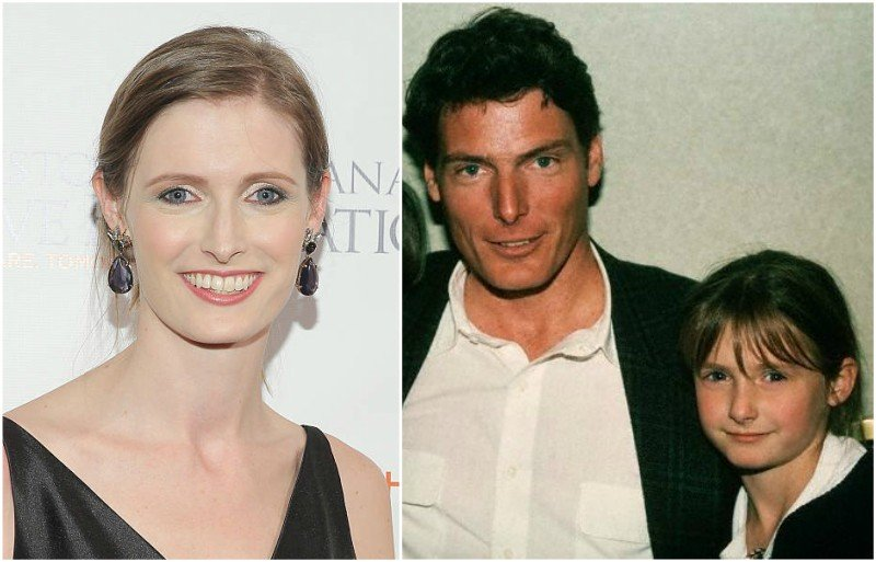 Christopher Reeve's children - daughter Alexandra Reeve