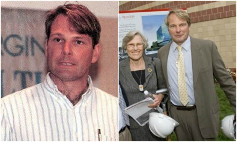 Christopher Reeve's siblings - brother Benjamin Reeve