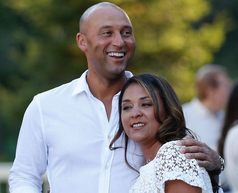 Derek Jeter's siblings - sister Sharlee Jeter