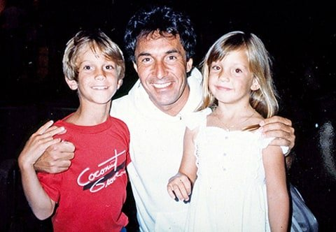 Kate Hudson's family - father Bill Hudson