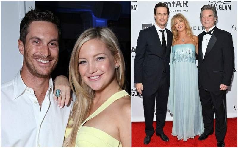 Kate Hudson's siblings - brother Oliver Rutledge Hudson