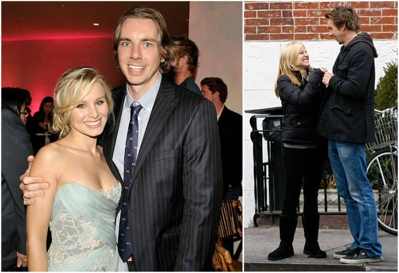 Kristen Bell's family - husband Dax Shepard