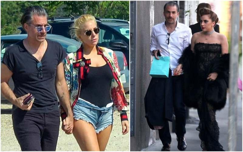 Lady Gaga's ex-boyfriend Christian Carino