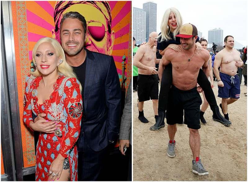 Lady Gaga's family - ex-fiance Taylor Kinney
