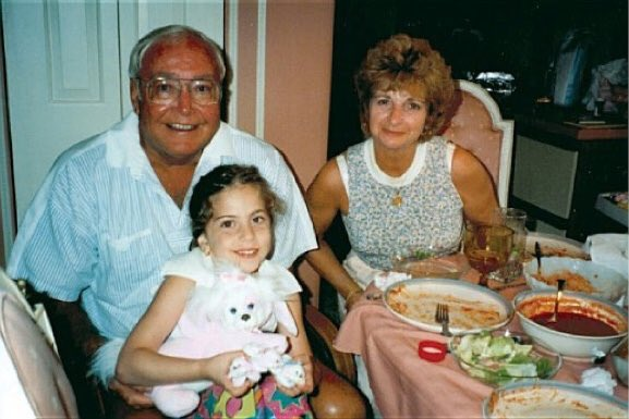 Lady Gaga's family - maternal grandparents