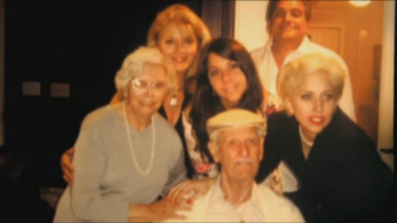 Lady Gaga's family - paternal grandparents