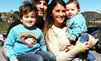 Lionel Messi's family: parents, siblings, wife and kids
