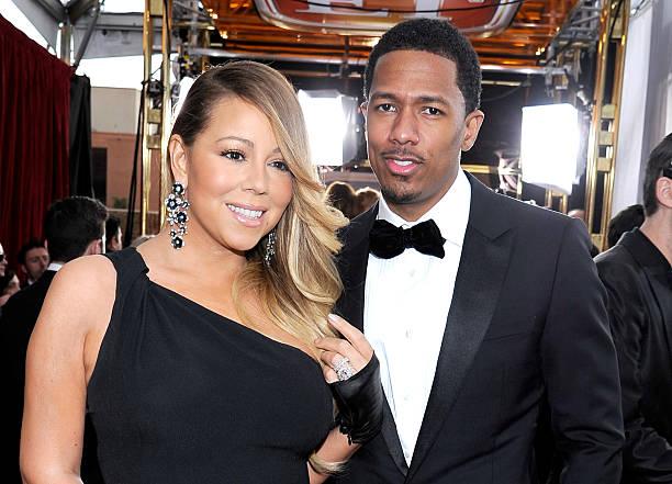 Mariah Carey's family - ex-husband Nick Cannon