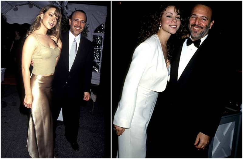 Mariah Carey's family - ex-husband Tommy Mottola