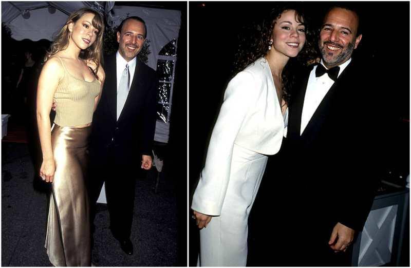 Mariah Carey's family - ex-husband Tommy Mottola