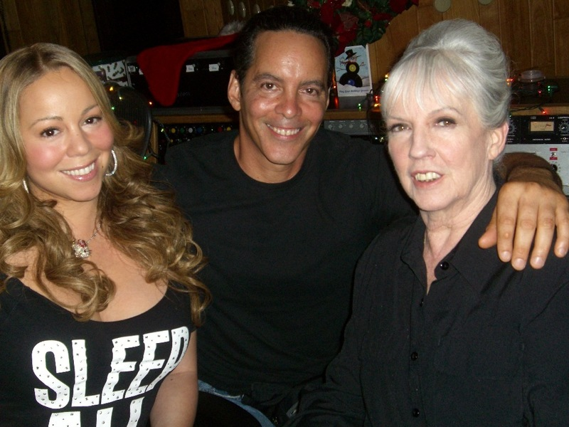 Mariah Carey's family - mother Patricia Carey