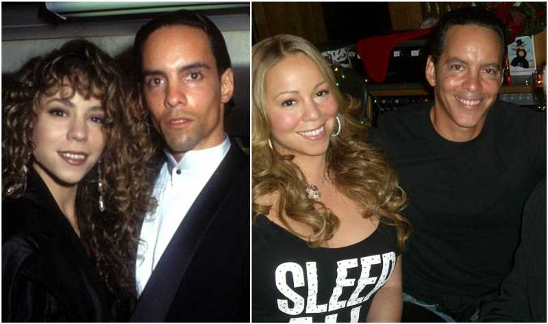 Mariah Carey's siblings - brother Morgan Carey
