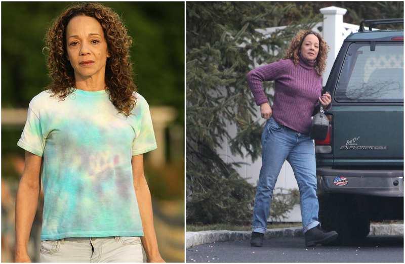 Mariah Carey's siblings - sister Alison Carey