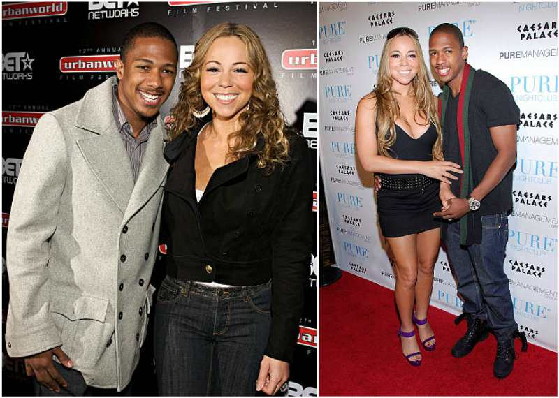 Nick Cannon's family - ex-wife Mariah Carey
