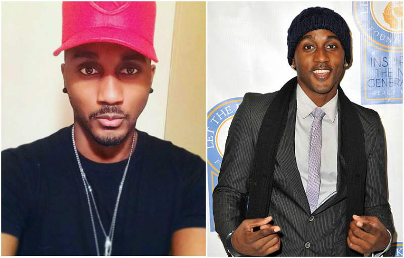 Nick Cannon's siblings - brother Reuben Cannon