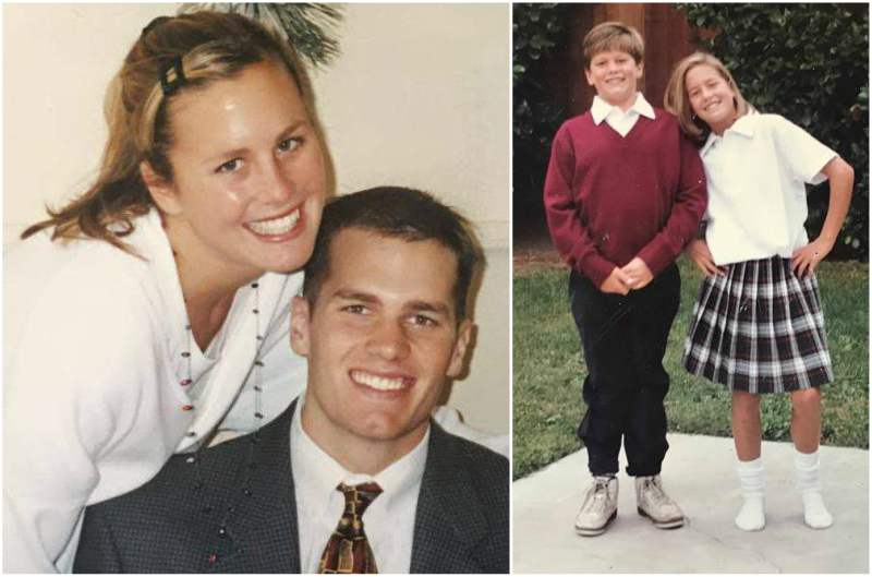 Tom Brady's siblings - sister Julie Brady