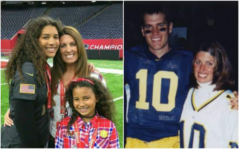 Tom Brady's siblings - sister Maureen Brady