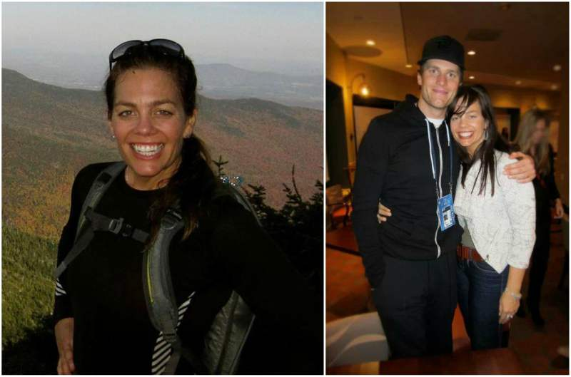 Tom Brady's siblings - sister Nancy Brady