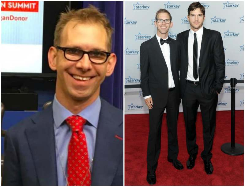 Ashton Kutcher's siblings - brother Michael Kutcher