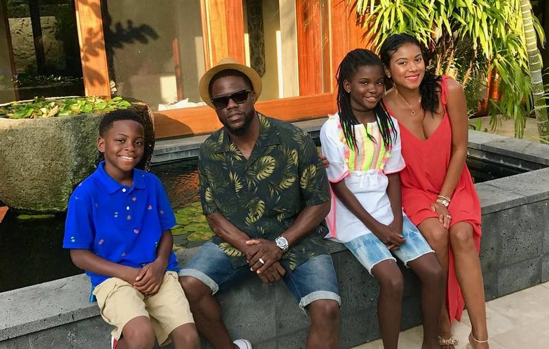 Kevin Hart's family: parents, siblings, wife and kids