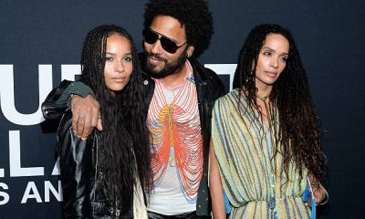 Lenny Kravitz's family: parents, siblings, wife and kids