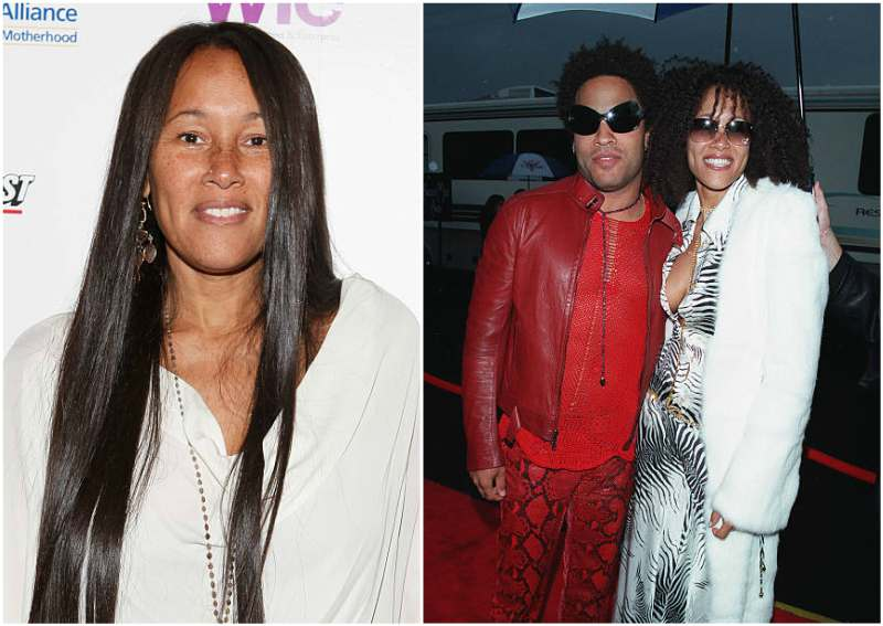 Lenny Kravitz's spiritual sister Cynthia Garrett