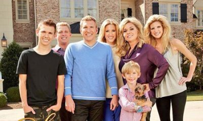 Todd Chrisley's family: parents, siblings, wife and kids
