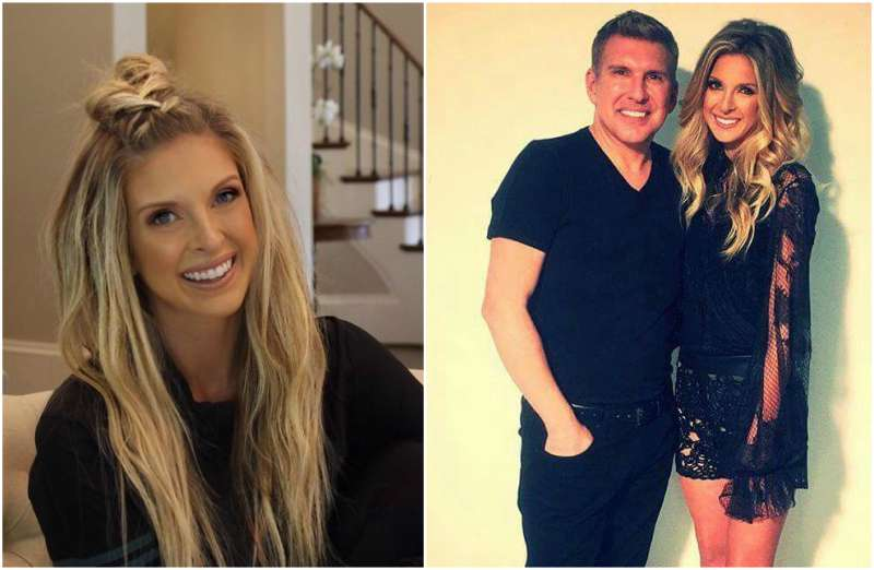 Todd Chrisley's children - daughter Lindsey Chrisley
