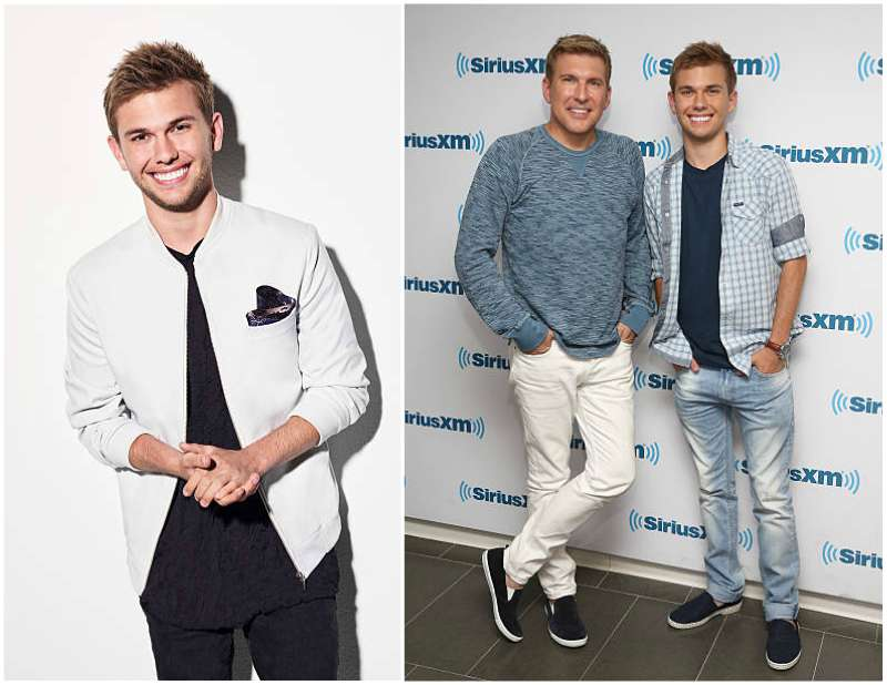 Todd Chrisley's children - son Chase Chrisley
