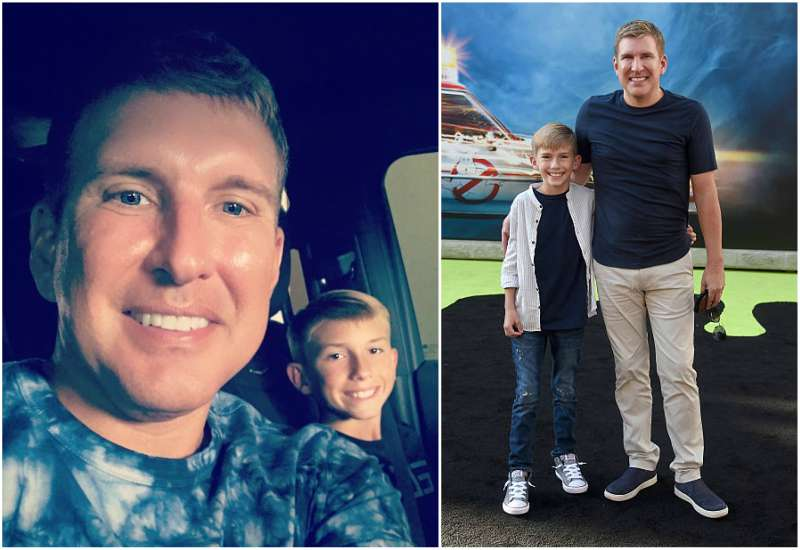 Todd Chrisley's children - son Grayson Chrisley