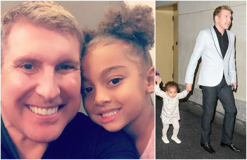 Todd Chrisley's children - granddaughter Chloe Chrisley