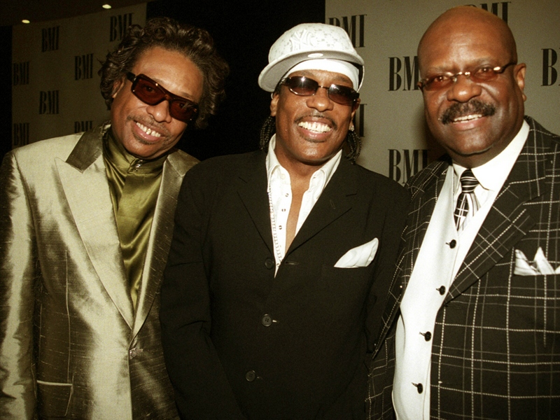 Charlie Wilson's siblings - 2 brothers