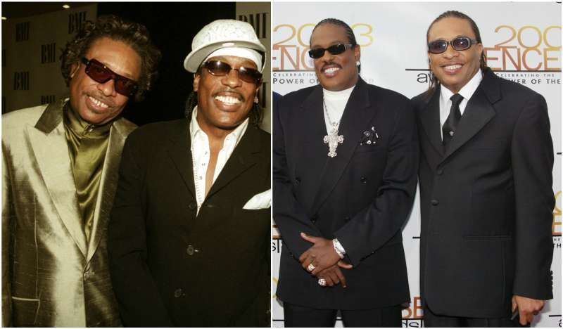 Charlie Wilson's siblings - brother Robert Wilson