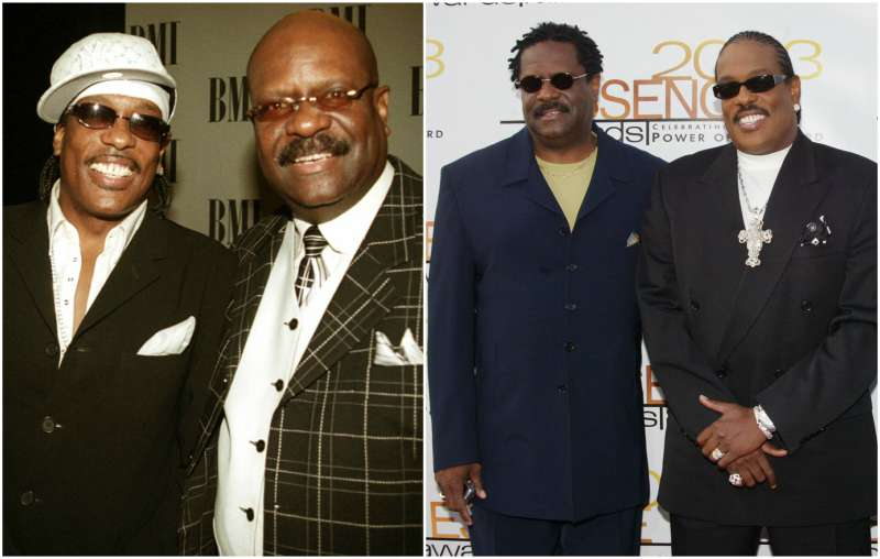 Charlie Wilson's siblings - brother Ronnie Wilson