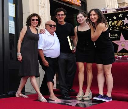 Danny DeVito's family