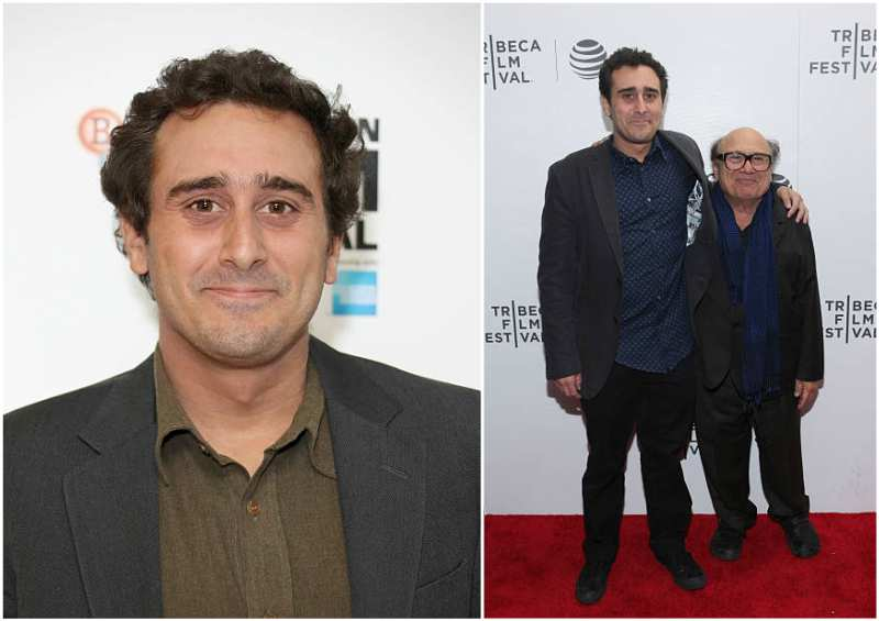Danny DeVito's children - son Jake DeVito
