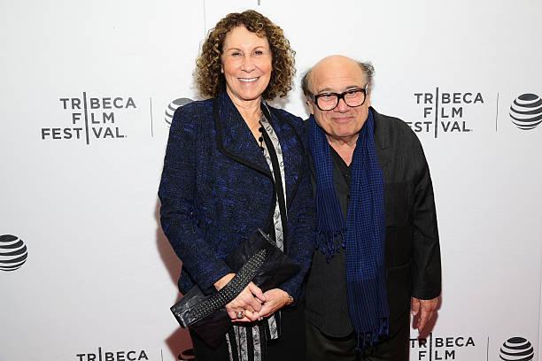 Danny DeVito's family - wife Rhea Jo Perlman