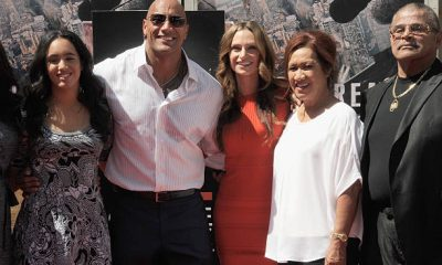 Dwayne Johnson's family: parents, siblings, wife and kids