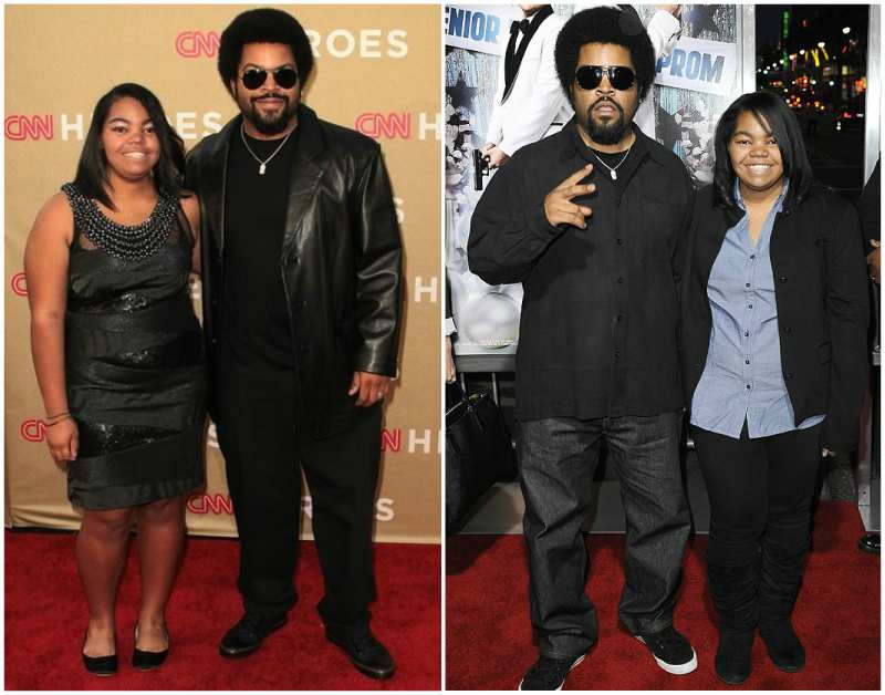 Ice Cube's children - daughter Karima Jackson