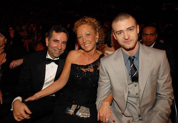 Justin Timberlake's family - step father Paul Harless