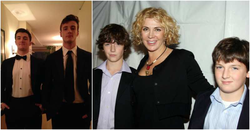Liam Neeson and Natasha Richardson's children