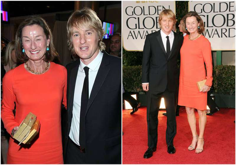 Owen Wilson's family - mother Laura Wilson