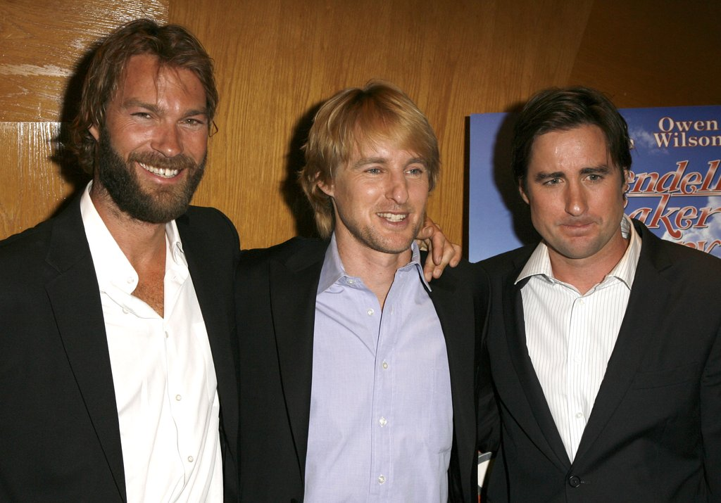 Owen Wilson's siblings - 2 brothers