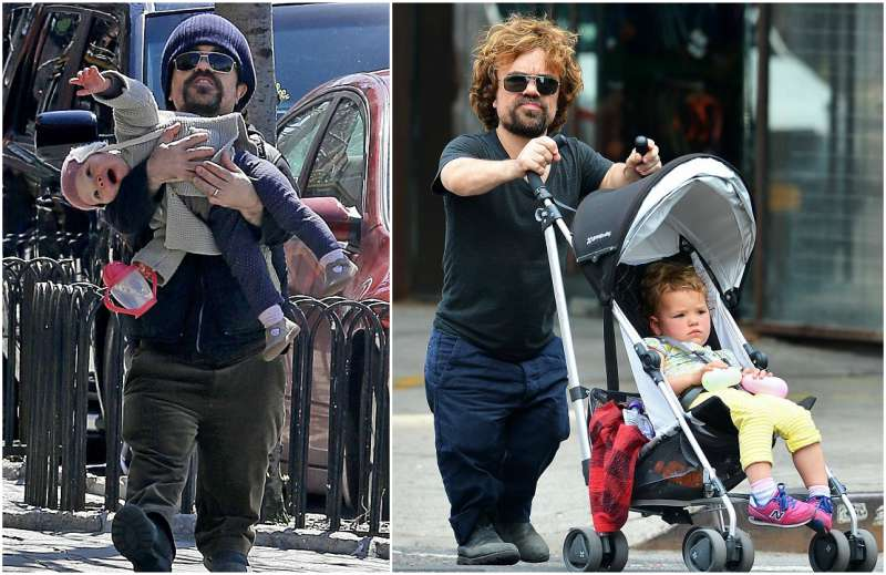Peter Dinklage's children - daughter Zelig Dinklage
