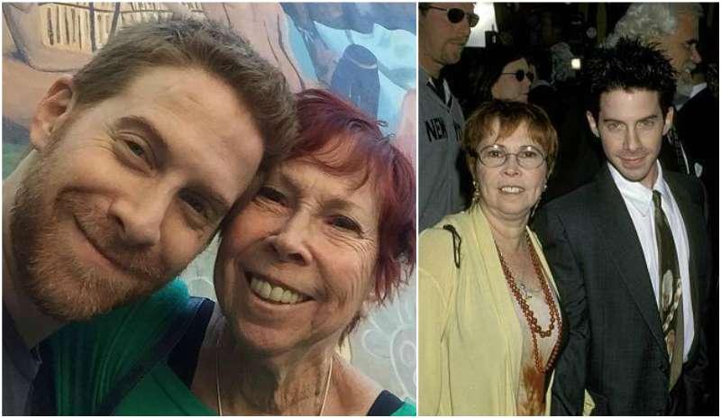 Seth Green's family - mother Barbara Gesshel