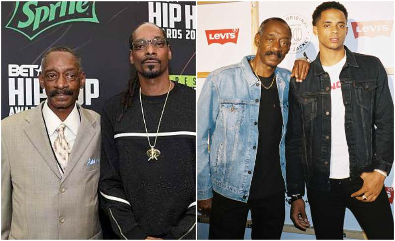 Snoop Dogg's family - father Vernell Varnado