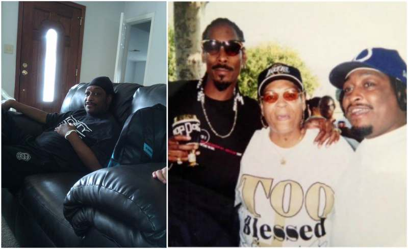 Snoop Dogg's siblings - half-brother Jerry Wesley Carter