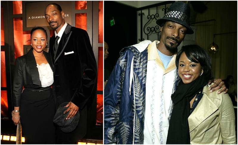 Snoop Dogg's family - wife Shante Broadus