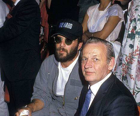 Bruce Willis' family - father David Andrew Willis