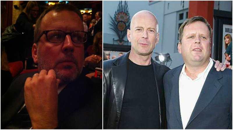 Bruce Willis' siblings - brother David Willis